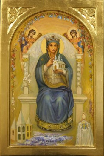 our lady mother of the church