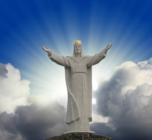 Jesus-Christ-the-King-monument